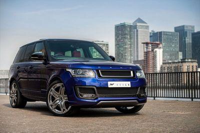 A. kahn design представил range rover 600-le luxury edition