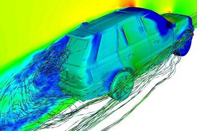 Аэродинамика автомобиля: технология появилась в 1800-х годах