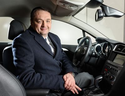 Александр мигаль, управляющий директор «пежо ситроен рус» («автостат»)