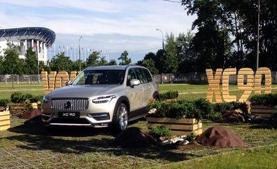 Александр шацкий: «xc90 – не просто новый автомобиль, это «дополненная реальность»