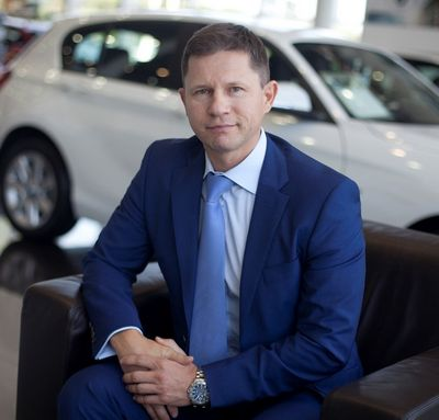 Алексей лещенко, президент гк «модус» и вице-президент роад («автостат»)