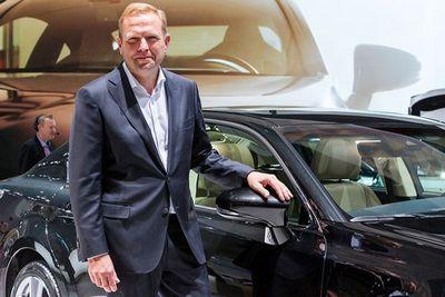 Ален уйтенховен, вице-президент lexus europe («газета.ru»)