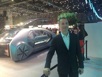 Андрей басманов, старший дизайнер по интерьеру renault («автостат»)