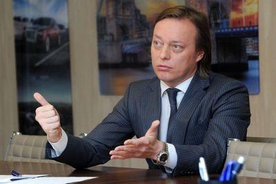 Андрей павлович, председатель правления, гендиректор «авилон аг» («ведомости»)