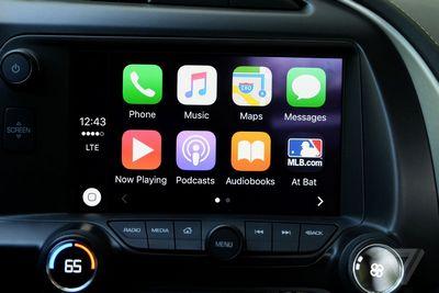 Apple carplay против google android auto