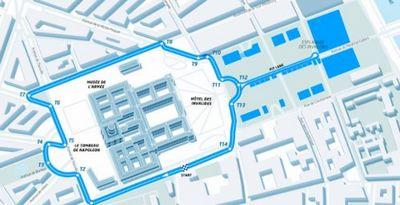 Апрельская гонка formula e в париже пройдёт вокруг дома инвалидов - «автоновости»
