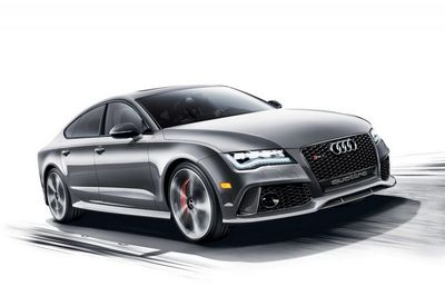 Audi покажет в нью-йорке эксклюзивный спорткар rs7 dynamic edition