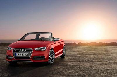 Audi представил открытый спорткар s3 cabriolet