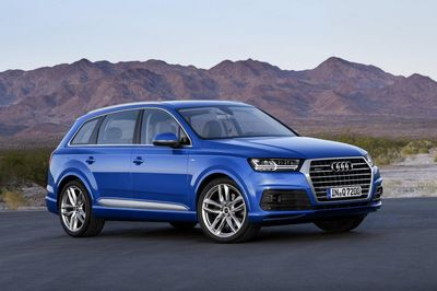 Audi представила новое поколение внедорожника q7