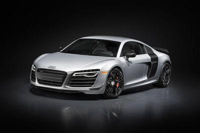 Audi представила самую мощную модель r8 competition