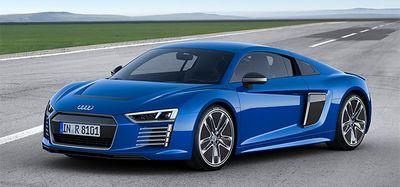 Audi прекратила производство электрического r8 - «автоновости»
