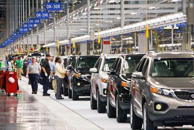 Автопроизводители снижают вес автомобилей