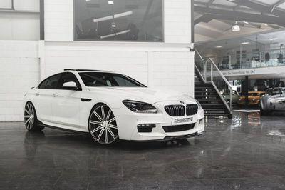 Bmw 6-series gran coupe sv в исполнении ателье mulgari