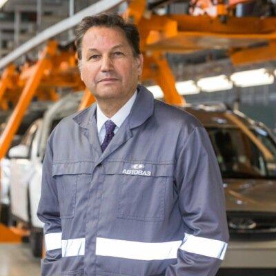 Бу андерссон, президент автоваза (automobilwoche)
