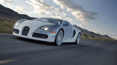 Bugatti veyron super sport снова стал самым быстрым автомобилем в мире