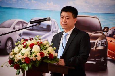 Чжан сюечэн, заместитель гендиректора «бриллианс мотор» («моторпресс»)