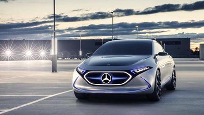 Daimler представит в женеве электрический родстер smart forspeed: на одной подзарядке ездит до 130 километров