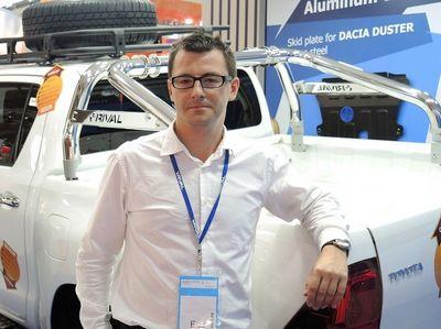 Дмитрий журавлев, директор европейского филиала российской компании rival («автостат»)