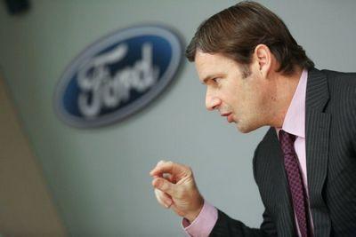 Джеймс фарли, исполнительный вице-президент ford motor company («ведомости»)