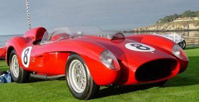 Ferrari 1957 года могут продать на аукционе за рекордную цену - «автоновости»