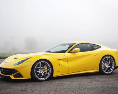 Ferrari представила 780-сильный суперкар f12tdf