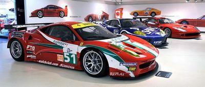 Ferrari представила мощнейший открытый суперкар 488 spider
