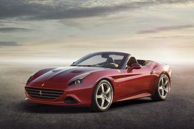 Ferrari презентовала купе-кабриолет california т