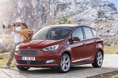 Ford обновил компактвэны c-max и grand c-max