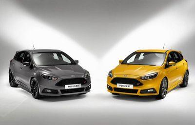 Ford представил обновленный вариант «горячего» хэтчбека focus st