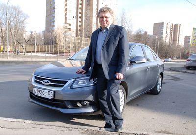 Геннадий павлов, директор «чери автомобили рус» («автостат»)