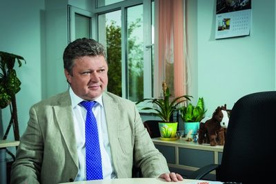 Геннадий павлов, глава компании «чери автомобили рус» («5 колесо»)