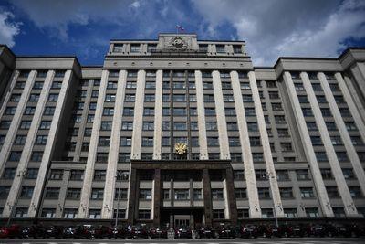 Госдума приняла в первом чтении закон о платном проезде в городах