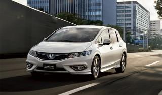 Honda начнет продажу модели jade в японии