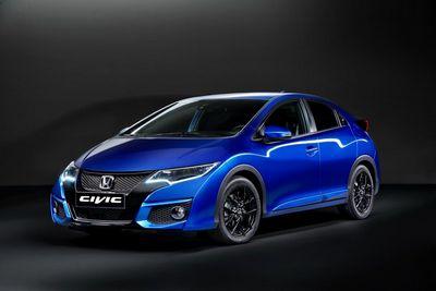 Honda обновила семейство civic и представила новую версию sport