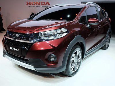 Honda показала в шанхае прототипы новых минивэна и кроссовера