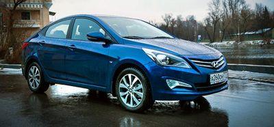 Hyundai поднял цены на solaris - «автоновости»