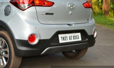 Hyundai представила псевдо-кроссоверную версию хетчбэка i20