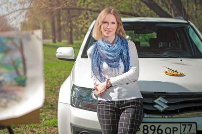 Ирина зеленцова, директор по продажам и маркетингу suzuki motor rus («колеса.ру»)
