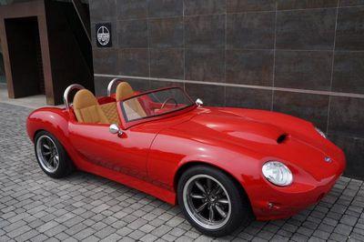 Итальянская компания ats вновь вернулась на рынок спорткаров
