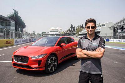 Jaguar i-pace concept стал прототипом электрического кроссовера
