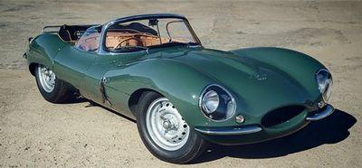Jaguar возродил родстер xkss - «автоновости»