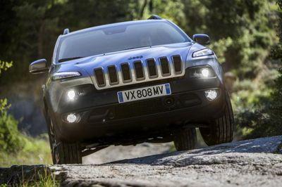 Jeep представил новый cherokee для рынка европы