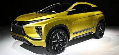 Электрический кроссовер mitsubishi ex concept получит серийную версию - «автоновости»