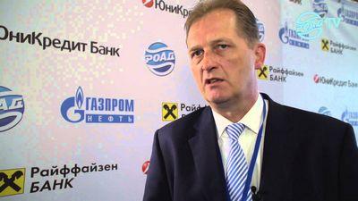 Йорг шрайбер, гендиректор mazda motor rus, председатель комитета автопроизводителей аеб («клаксон»)