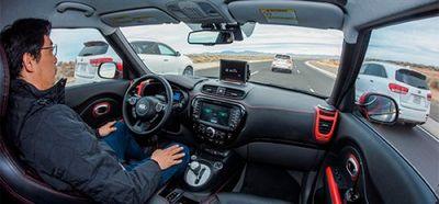 Kia представила суббренд для машин с автопилотом - «автоновости»