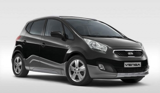 Kia запустила в продажу новую версию venga