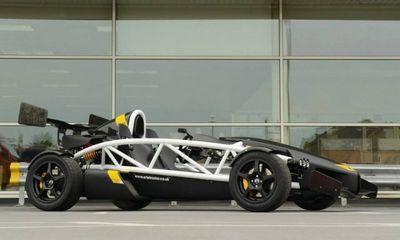 Компания ariel рассекретила экстремальный спорткар atom 3.5r