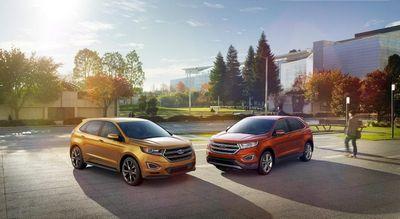 Кроссовер ford edge пережил смену поколений