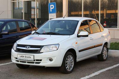 Lada granta и еще 14 недорогих моделей с «автоматом»