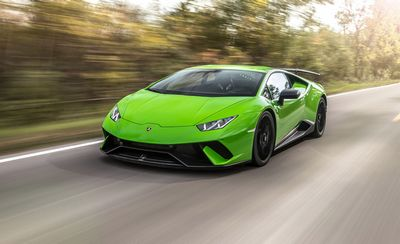 Lamborghini asterion стал первым гибридным суперкаром марки